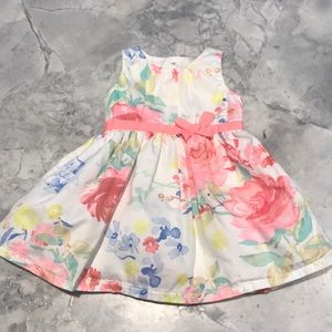 Carters newborn dress